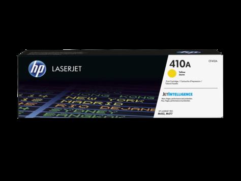 HP Žltá originálna tonerová kazeta HP 410A LaserJet 2 300 strán
