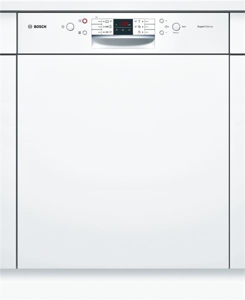 BOSCH_Umyvacka 5+1 AUTO 9,5 l/0,92kWh-13 suprav 3nás. RackMatic Displej tr.ucinnosti umyvania A++/sušenie A Biela