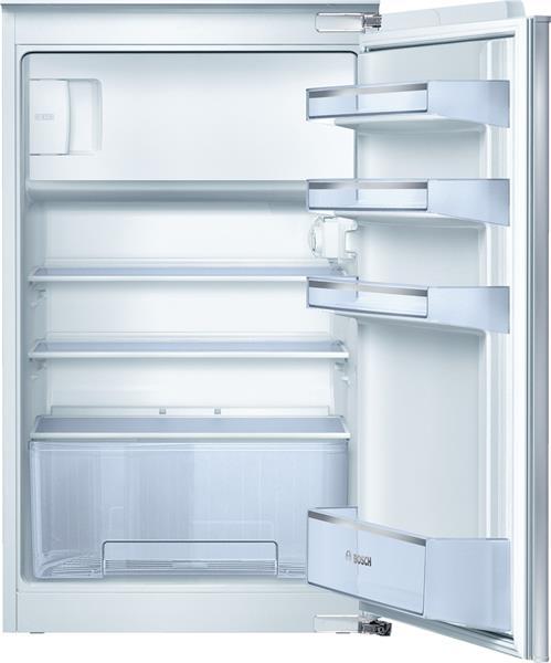 BOSCH_Chladnicka ploché pánty, chlad. 114l, mraz. 17l, 151 kWh/365 dní, A++, nika: 88 cm