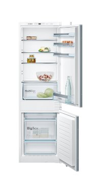 BOSCH_Chladnicka Pojazdy SoftClose, chlad. 188 l, mraz. 67 l, 222 kWh/365 dni A++ NoFrost LED nika: 178 cm