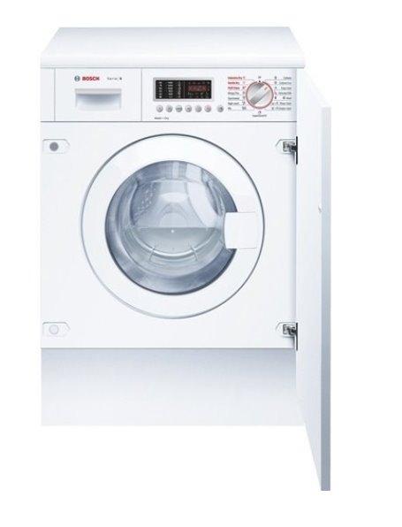 BOSCH_Pracka/susicka kombinacia max 1400 ot., pranie: 7kg, pranie + sušenie: 4 kg, Seria 6