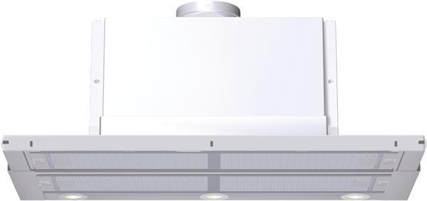 SIEMENS_90 cm, výsuvný, odv.+cirkulácia, 3+1int., max. 700m3/h, 2 motory, varioControl, softLight, interval. odvetrávani