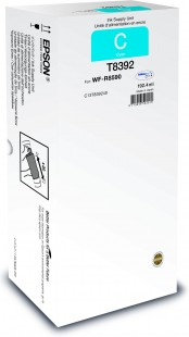 Epson atrament WF-R8000 series cyan XL - 192.4ml