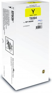 Epson atrament WF-R8000 series yellow XL - 192.4ml