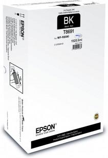 Epson atrament WF-R8000 series black XXL - 1520.5ml