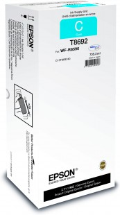 Epson atrament WF-R8000 series cyan XXL - 735.2ml