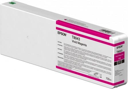 Epson atrament SC-P6000/P7000/P8000/P9000 vivid magenta 700ml