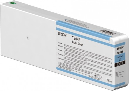 Epson atrament SC-P6000/P7000/P8000/P9000 light cyan 700ml