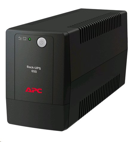 APC Back-UPS 650VA, 230V, AVR, IEC Sockets
