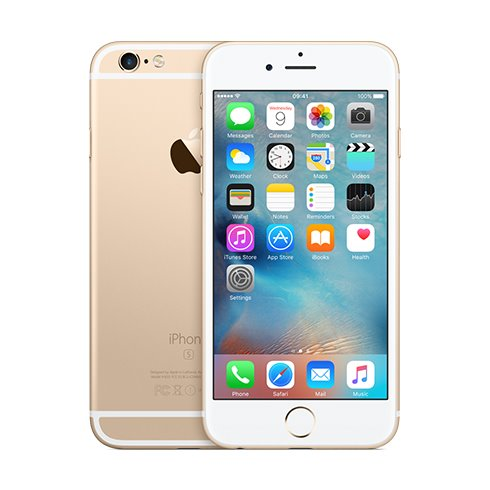 iPhone 6S, 128GB Gold