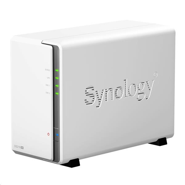 Synology™ DiskStation DS216se 2x HDD NAS