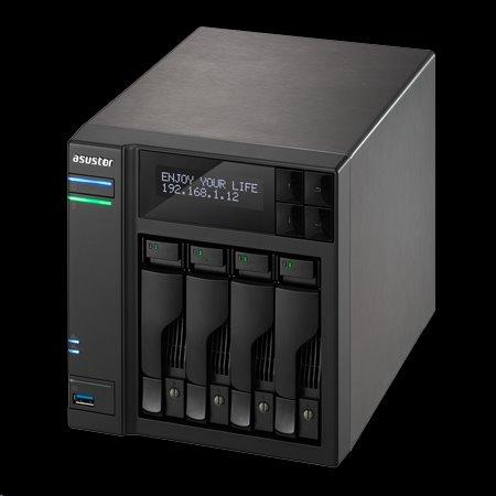 Asustor™ AS6204T 4x HDD NAS HDMI