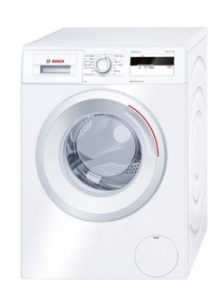 BOSCH_Pracka max 1200 ot. / min., obsah 7 kg, A+++, LED displej, VarioPerfect, EcoSilence Drive motor, h 59 cm, Seria 4