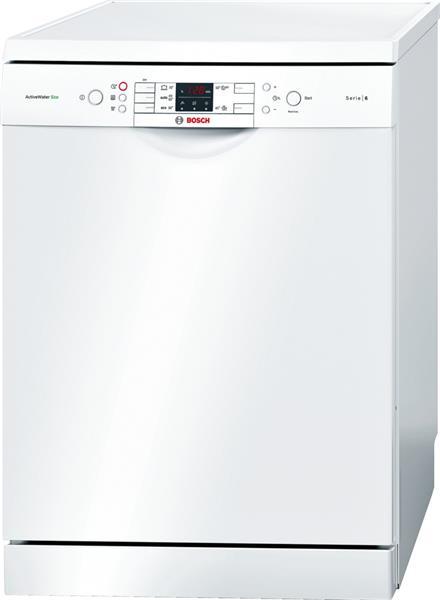 BOSCH_Umyvacka 4+1 AUTO 6,5 l/0,92 kWh-13 suprav Nocny program 41 dB RackMatic Tr.ucinnosti umyvania A++/susenie