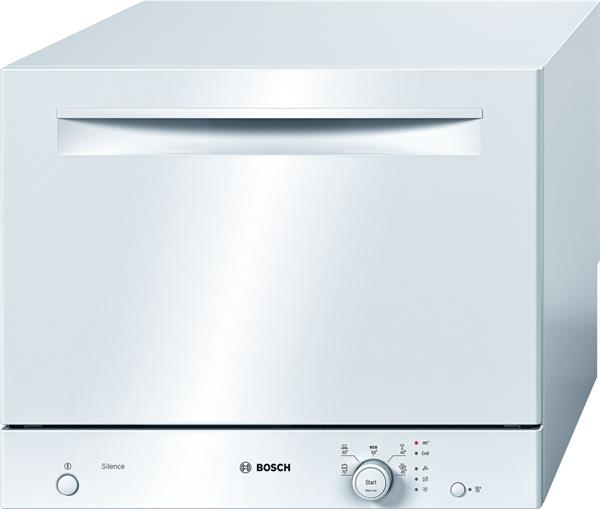 BOSCH_Umyvacka 5 programov 8l/ 0,61 kWh - 6 suprav Tr.ucinnosti umyvania A+/susenie A Biela