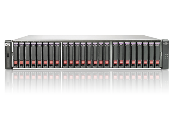 HP MSA 2040 SAS 6x900 Bndl/TVlite