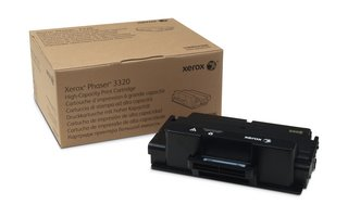 Xerox BLACK HIGH CAPACITY TONER CARTRIDGE, PHASER 3320, DMO