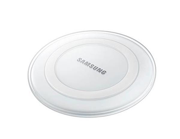 Samsung bezdrôtová nabíjacia podložka pre Galaxy S6, biela