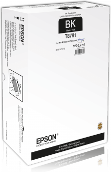 Epson atrament WF-R5000 series black XXL - 1206.2ml