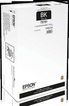 Epson atrament WF-R5000 series black XXL - 1206.2ml