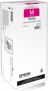 Epson atrament WF-R5000 series magenta XXL - 425.7ml