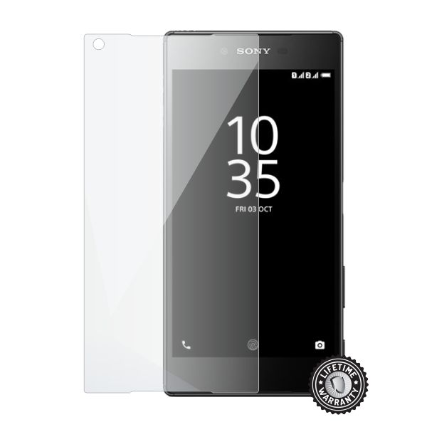 Screenshield Tempered Glass Sony Xperia Z5 - Film for display protection