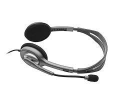 Logitech® Stereo Headset H111 - ANALOG - EMEA