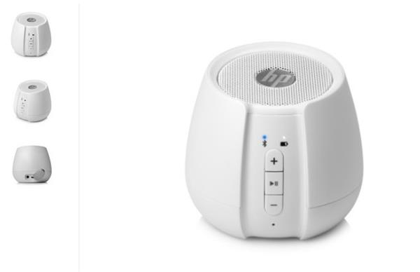 HP Wireless Speaker S6500 White
