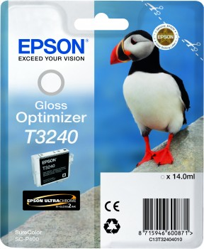 Epson atrament SC-P400 gloss optimizer