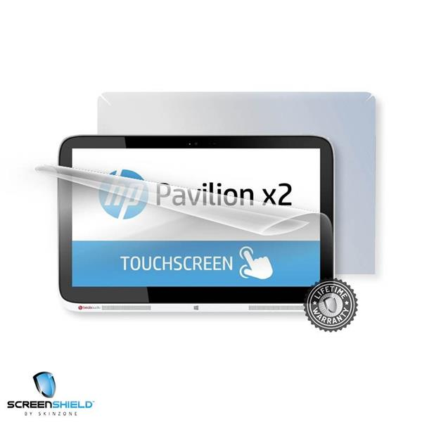 ScreenShield HP Pavilion x2 Detachable 10-n - Film for display + body protection