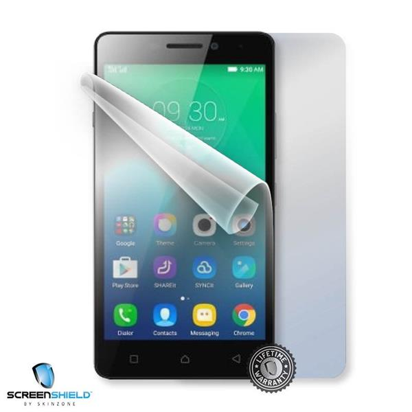 ScreenShield Lenovo Vibe P1m - Film for display + body protection