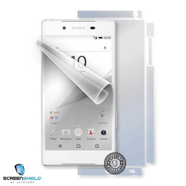 ScreenShield Sony Xperia Z5 - Film for display + body protection