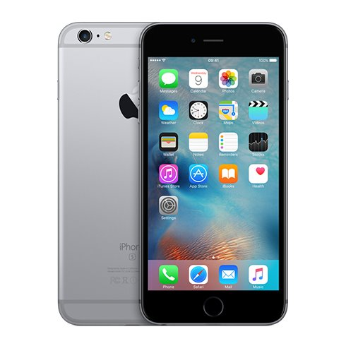 iPhone 6S, 128GB Space Gray