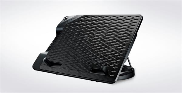 chladiaci podstavec Coolermaster NotePal ErgoStand III pre notebooky do 17