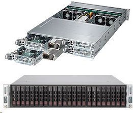 Supermicro Server SYS-2028TP-HC0R 2U DP