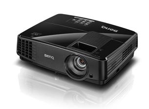 BENQ MS506 DLP 800x600, 3200Lm, 13000 : 1, 10.000h LL, VGA