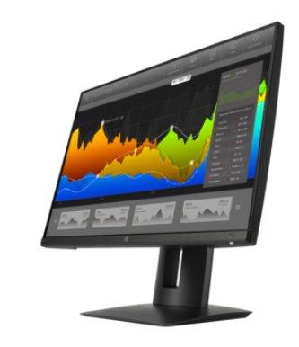 HP Z24nf, 23.8 IPS/LED, 1920x1080 FHD, 1000:1, 8ms, 250cd, DVI/HDMI/DP/MHL, USB, PIVOT, 3y