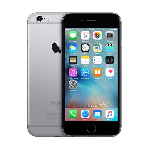 iPhone 6S Plus, 128GB Space Gray