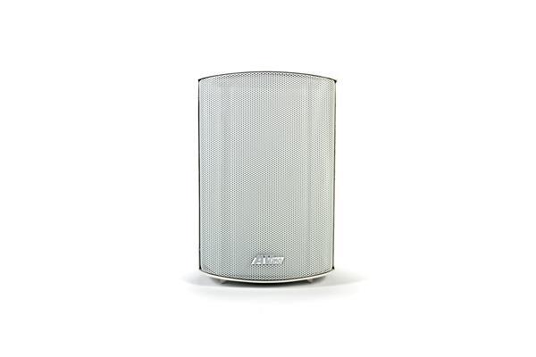 AVUno S6 White - Exteriérový reproduktor - biely