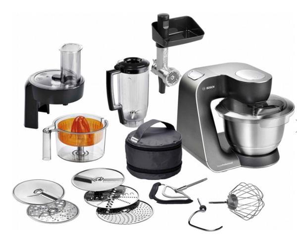 BOSCH_Kuchynský robot Home Professional 900W, EasyArmLift, Bosch technology, Profesional SuperCut
