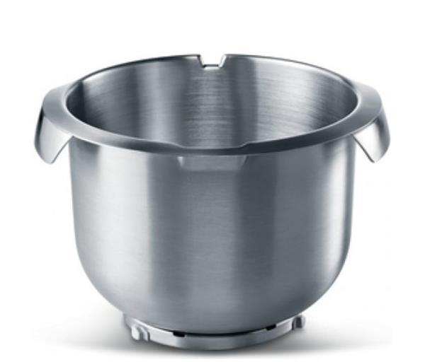 BOSCH_Nehrdzavejúca misa na miešanie - až 1,5 kg + prísady (tj. až 3,5 kg cesta)