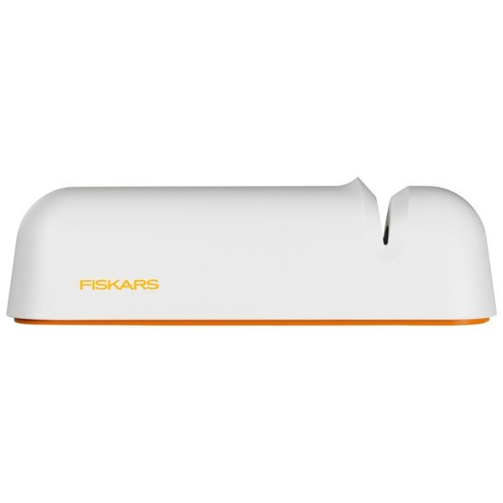 FISKARS Ostrič na nože Roll-Sharp™ Functional Form, biely