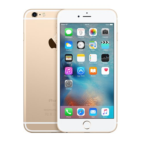 iPhone 6S Plus, 128GB Gold