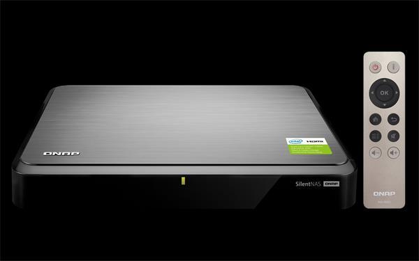 QNAP™ HS-251+ 2-bay TurboNAS, Intel® Celeron® 2.0GHz quad-core , 2G RAM, 2xGbE LAN, USB 3.0, HDMI