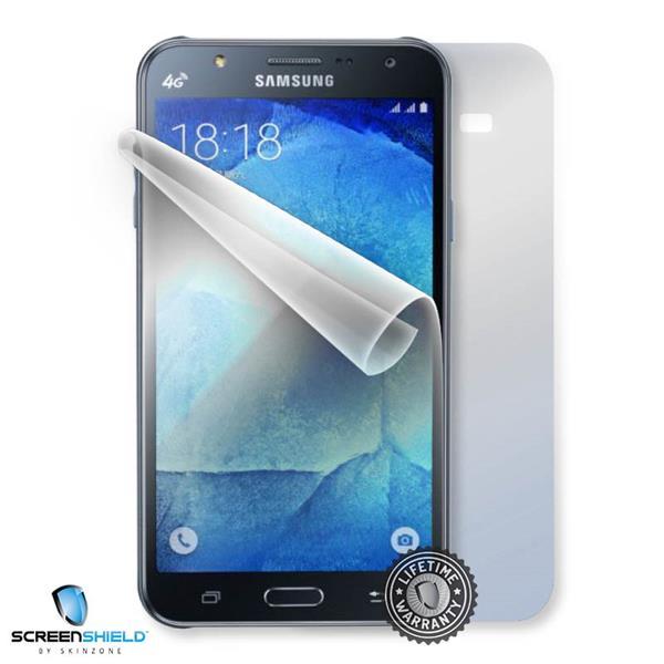 ScreenShield Samsung J500 Galaxy J5 - Film for display + body protection