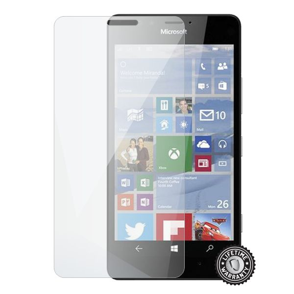 Screenshield Microsoft Lumia 950 Tempered Glass - Film for display protection