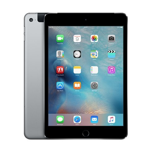 Apple iPad mini 4 128GB Cellular + Wi-Fi Space Gray
