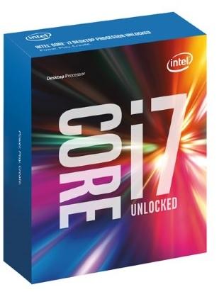 Intel® Core™i7-6700 processor, 3,40GHz,8MB,LGA1151 BOX, HD Graphics 530