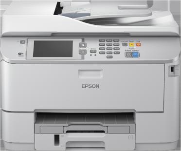 Epson WorkForce Pro WF-M5690DWF, A4, All-in-One, mono, NET, duplex, ADF, Fax, Wifi, PDL
