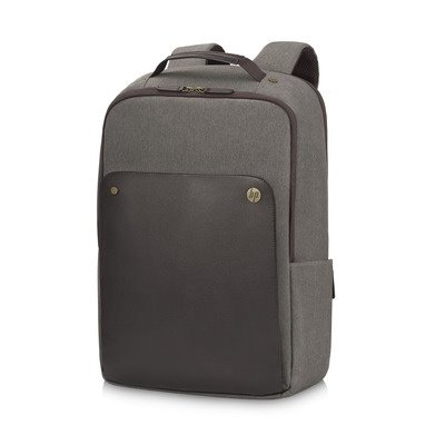 HP Exec 15.6 Brown Backpack